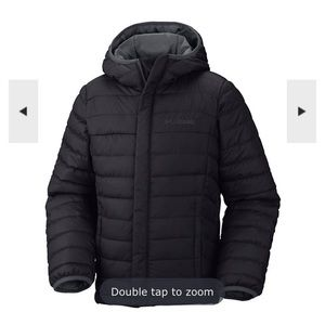 Columbia Down Jacket